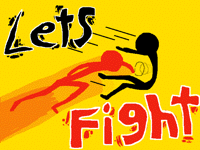 LET'S FIGHT!!!