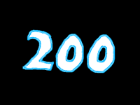 200!!!