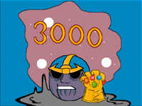 THANK YOU 3000