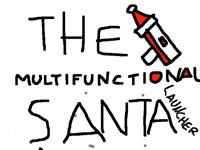 The santa-launcher