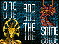 One and the same (contest entry)
