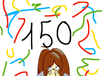 150 FOLLOWERS!!!