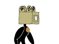 Projecter head