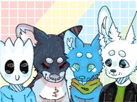 My precious gang