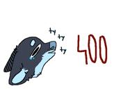 Tysm for 400 followers!
