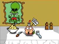 Alien birthday