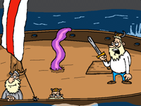 The boring vikings