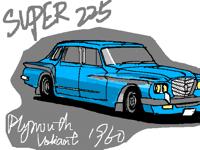 Plymouth Valiant(not good)