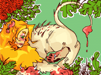 [ Strawberry blonde x purple haze ]