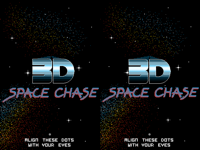 3D Space Chase