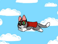 Super kitty || (for contest)
