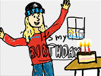 It's My b-day!