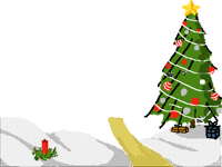 Christmas paradise WIP