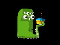 Birthday Alien