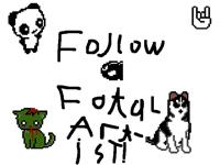 Follow fatal artist