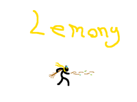 If you were a stickgirl @lemony