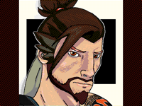 Color Hanzo @BnSkL