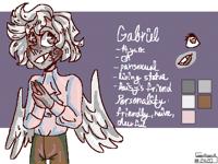 Gabriel |ref sheet 2020|