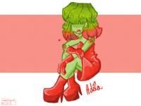 I was bored so I humanized my Venus flytrap
