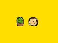 Spiky!