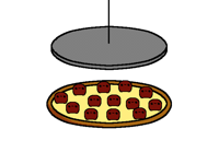 How pizzas are made