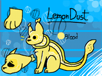 New Lemon oc!