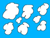 My sky fan art