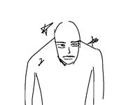 Melting head