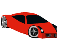 I can't draw cars