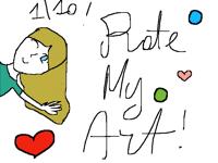 Rate my art!