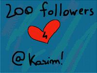 Help @Karim!