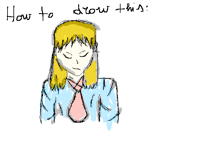 ️️How to draw ️️