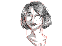 I like doing little sketches like this
