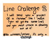 The Line Challenge! (2!!)