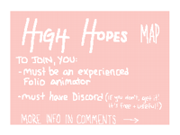 HIGH HOPES MAP OPEN!