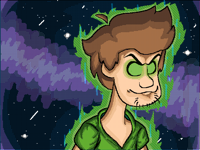 ULTRA INSTICT SHAGGY IS REAL
