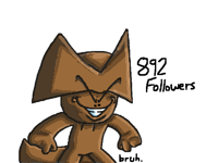 Almost 900 Followers