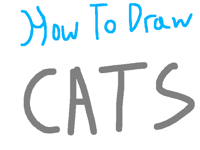 How To Draw Cats 2.0