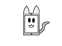 I-Kat:I-Pad + Cat