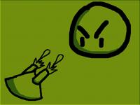 Blob invaders