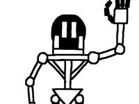 I like endoskeleton