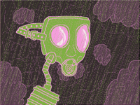 /!\ Gas masks /!\