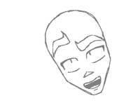 Wip: Oof some face animation thing xD