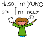 Hi! Here Lazy_Yuko