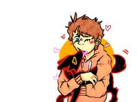 gave zuzu hugs
