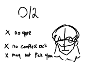 I'll draw your oc?