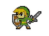 Pixel Art 3 - Zelda
