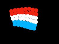 Dutch flag (animated & very weird)