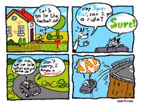 Comic (base by @Just4Fun )