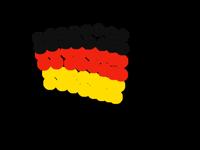 German flag (animated & very weird)